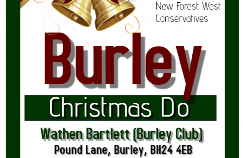 NFWCA Burley Xmas DO